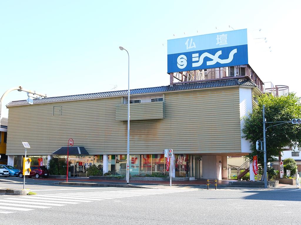仏壇のシメノ堺鳳店-外観