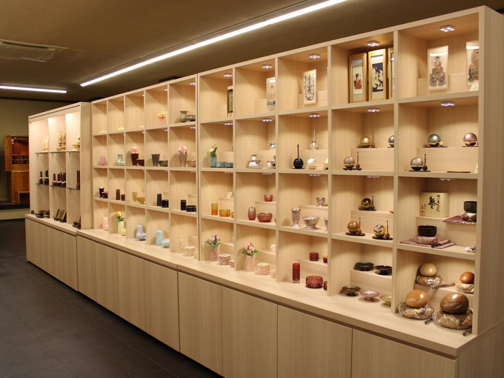 古都奈良のお店 仏壇大はし