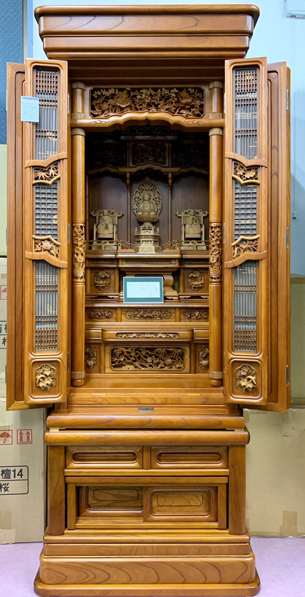 伝統型仏壇