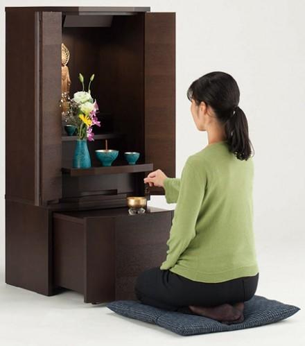 現代仏壇 セダムダーク1200