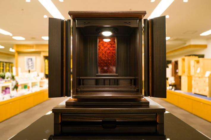本黒檀・紫檀 上置き型仏壇
