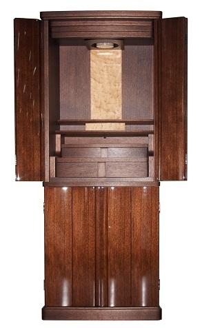 家具調仏壇 ウォールナット