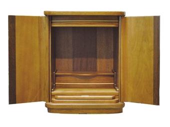 モダン家具調上置型お仏壇[ディーゴ]