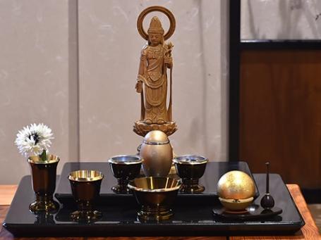 インド石高級仏壇『GRACEーグレースー』