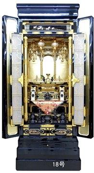 京型18号台付金仏壇
