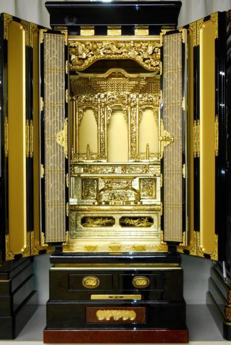 大阪型仏壇