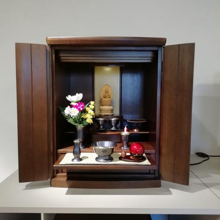 家具調仏壇 タモ 18号 WLS
